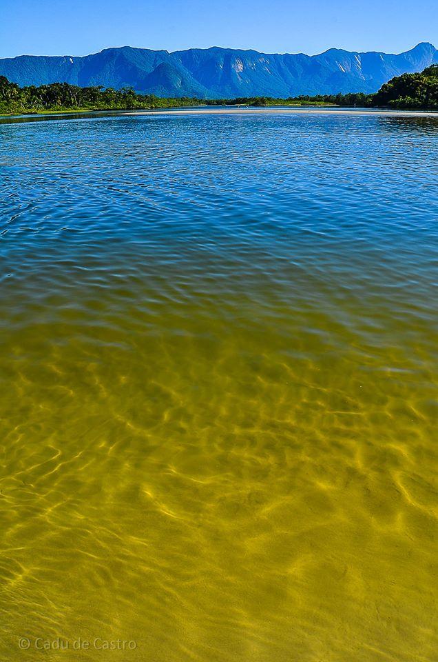 Foto de Cadu Castro - rio Guarutuba